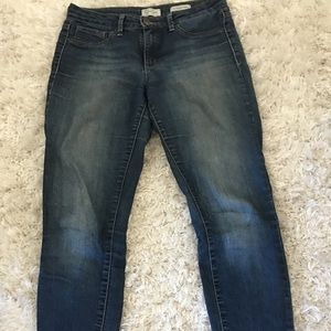 Jessica Simpson skinny stretch Jean